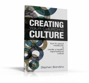 Creating Your Church's Culture - Cover Ad