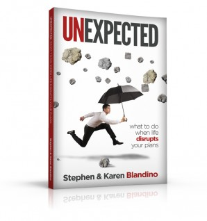 Unexpected - Book Cover