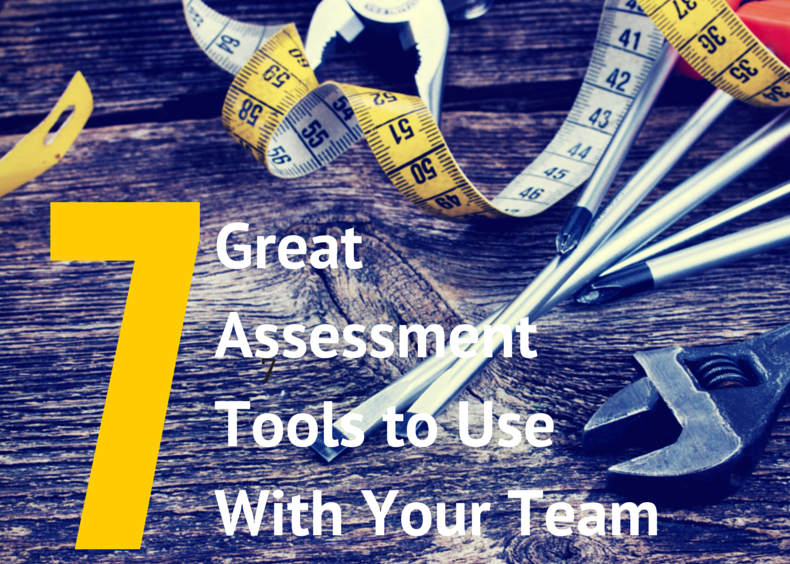 7 Great Assessment Tools