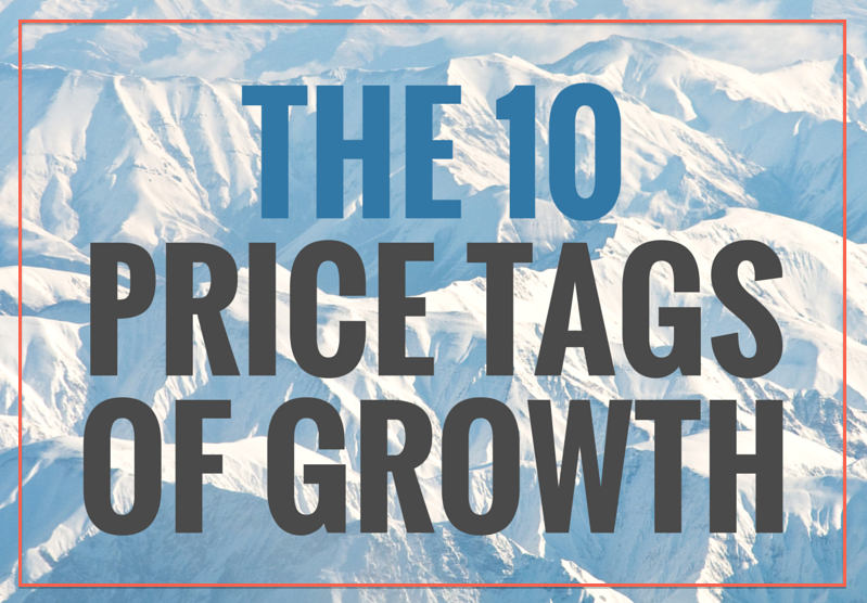 10 Price Tags of Growth