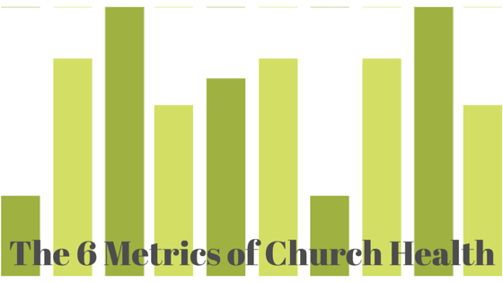 The 5 Metrics of Church Health-2