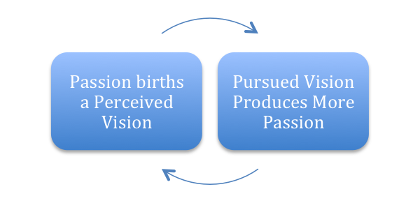 Passion-Vision Loop