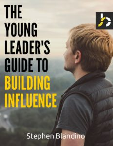 The Young Leader's Guide to Building Influence - Cover