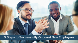 To Onboarding New Employees